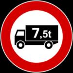 Divieto circolazione mezzi pesanti Pasqua 2019
