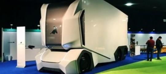 Camion a guida remota
