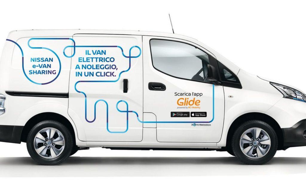 Consegne a Roma:  ecco il van sharing