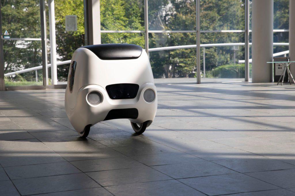 Yape, il robot italiano che fa le consegne