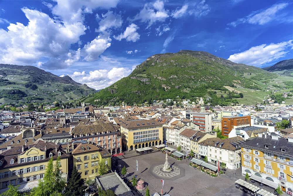 Consegne urbane a Bolzano: la proposta green