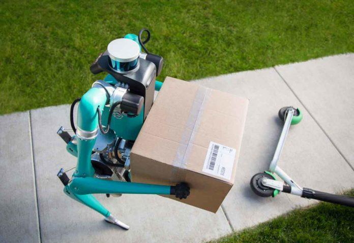 E se il fattorino fosse un Robot? Ford pensa al'evoluzione delle consegne urbane