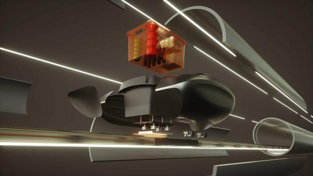 Consegne a Londra senza camion: una startup investe in tecnologia sotterranea